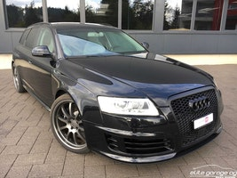 Audi S6 / RS6 RS6 Avant 5.0 TFSI V10 quattro tiptronic 42'500 km CHF44'800 - buy on carforyou.ch - 3