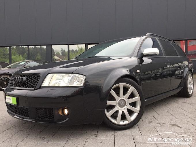 Audi S6 / RS6 RS6 Avant quattro 55'000 km CHF34'800 - acquistare su carforyou.ch - 1