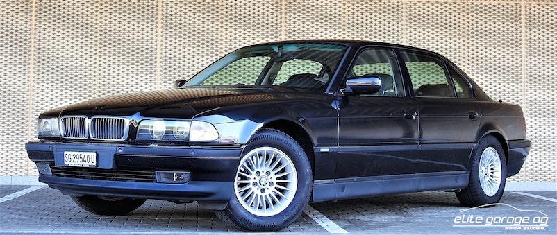 BMW 7er 750iL 111'900 km CHF16'800 - acheter sur carforyou.ch - 1