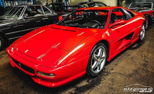 Ferrari F 355 F355 GTS 79'000 km CHF84'800 - acquistare su carforyou.ch - 1