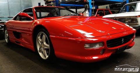 Ferrari F 355 F355 GTS 79'000 km CHF84'800 - acquistare su carforyou.ch - 2