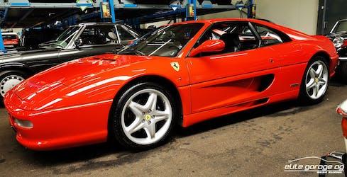 Ferrari F 355 F355 GTS 79'000 km CHF84'800 - acquistare su carforyou.ch - 3