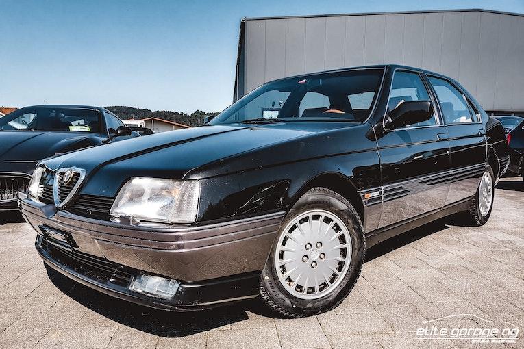 Alfa Romeo 164 2.0 Turbo 145'000 km CHF12'800 - buy on carforyou.ch - 1