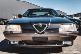 Alfa Romeo 164 2.0 Turbo 145'000 km CHF12'800 - buy on carforyou.ch - 2