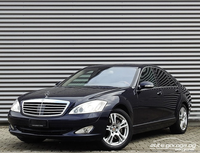 Mercedes-Benz S-Klasse S 320 CDI 7G-Tronic 148'000 km CHF19'800 - buy on carforyou.ch - 1