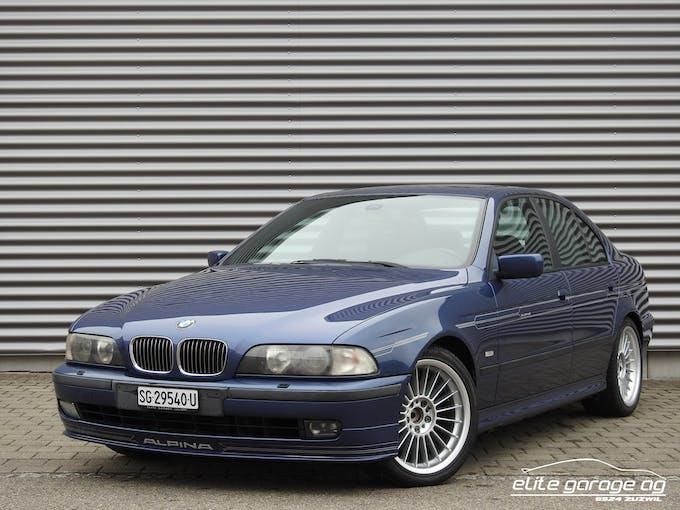 BMW Alpina B10/D10 5 SERIES B10 4.6 S.Tronic 94'400 km CHF24'800 - buy on carforyou.ch - 1