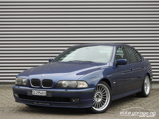 BMW Alpina B10/D10 5 SERIES B10 4.6 S.Tronic 94'400 km CHF24'800 - acquistare su carforyou.ch - 1