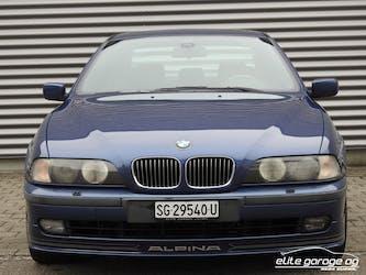 BMW Alpina B10/D10 5 SERIES B10 4.6 S.Tronic 94'400 km CHF24'800 - buy on carforyou.ch - 2