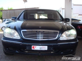 Mercedes-Benz S-Klasse S 500 112'800 km CHF9'800 - buy on carforyou.ch - 2