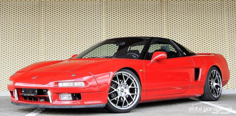 Honda NSX 3.0i-24 V6 102'000 km CHF64'800 - buy on carforyou.ch - 1