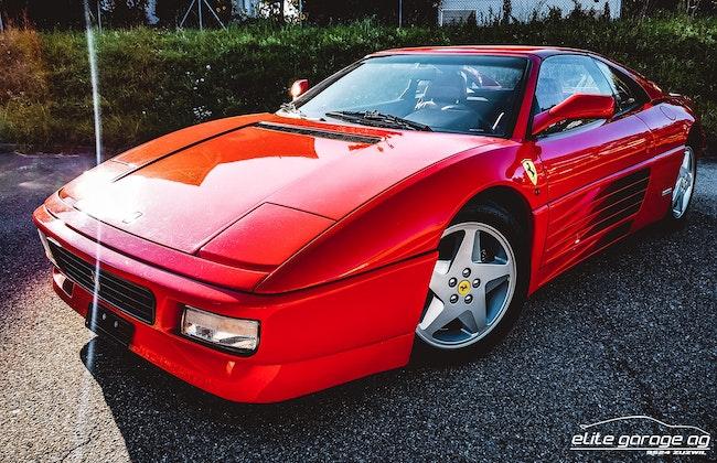Ferrari 348 GTS 59'990 km CHF59'800 - kaufen auf carforyou.ch - 1