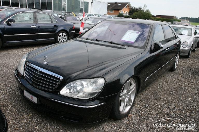 Mercedes-Benz S-Klasse S 600 L 48'100 km CHF29'800 - acquistare su carforyou.ch - 1