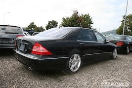 Mercedes-Benz S-Klasse S 600 L 48'100 km CHF29'800 - acquistare su carforyou.ch - 3