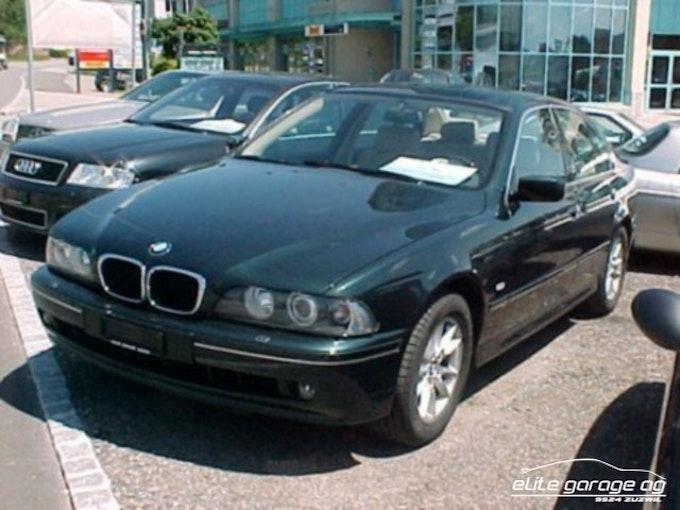 BMW 5er 525i 125'900 km CHF9'800 - kaufen auf carforyou.ch - 1