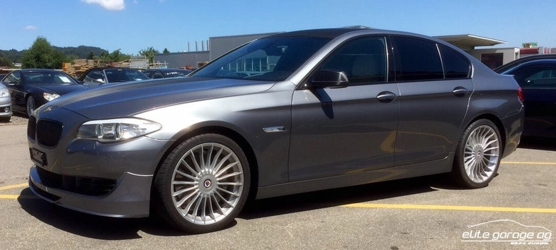 BMW Alpina B5 5 SERIES B5 BiTurbo 4.4 V8 Switch-Tronic 37'500 km CHF54'800 - acheter sur carforyou.ch - 1