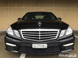 Mercedes-Benz E-Klasse E 63 AMG Speedshift MCT 35'500 km CHF59'800 - buy on carforyou.ch - 2