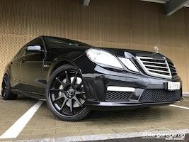 Mercedes-Benz E-Klasse E 63 AMG Speedshift MCT 35'500 km CHF59'800 - buy on carforyou.ch - 3