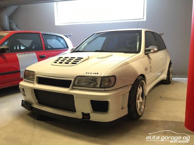 Nissan Sunny 2.0 16V GTI-R 98'000 km CHF34'800 - acheter sur carforyou.ch - 1
