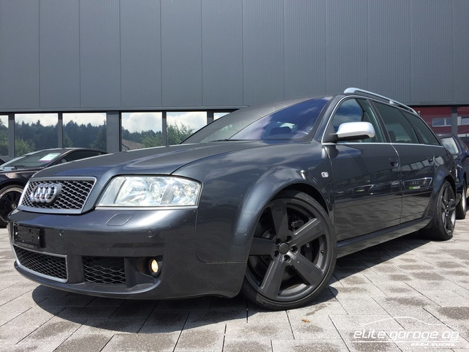 Audi S6 / RS6 RS6 Avant quattro 46'900 km CHF34'800 - acquistare su carforyou.ch - 1