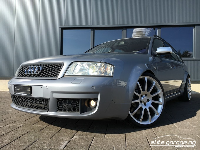 Audi S6 / RS6 RS6 Avant quattro 42'600 km CHF34'800 - acheter sur carforyou.ch - 1