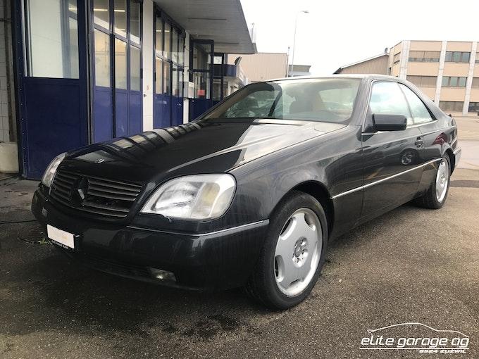 Mercedes-Benz S-Klasse S 600 62'000 km 24'800 CHF - acquistare su carforyou.ch - 1