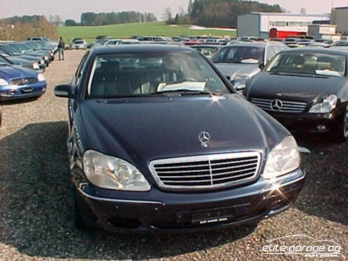 Mercedes-Benz S-Klasse S 320 128'000 km CHF7'800 - buy on carforyou.ch - 1