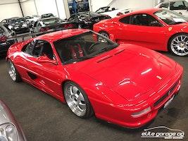 Ferrari F 355 F355 Berlinetta 32'800 km CHF79'800 - kaufen auf carforyou.ch - 2