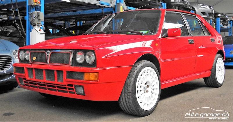 Lancia Delta Integrale EVO II 16 V 68'000 km CHF89'800 - acquistare su carforyou.ch - 1