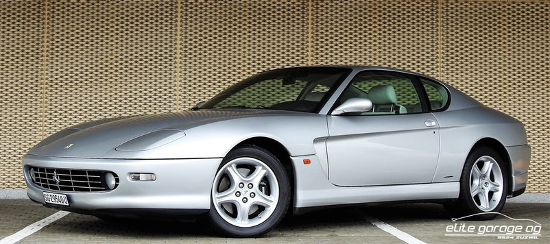 Ferrari 456 M GTA 51'100 km CHF59'800 - acheter sur carforyou.ch - 1