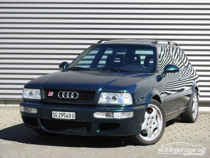 Audi RS2 80 Avant RS2 213'000 km 44'800 CHF - buy on carforyou.ch - 1