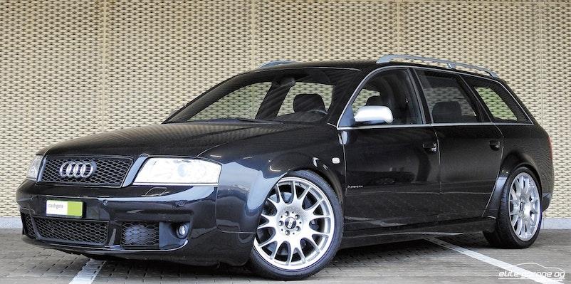 Audi S6 / RS6 RS6 Avant quattro tiptronic 113'000 km CHF19'800 - acheter sur carforyou.ch - 1