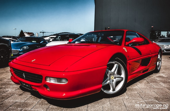 Ferrari F 355 F355 GTS 33'800 km CHF99'800 - acquistare su carforyou.ch - 1