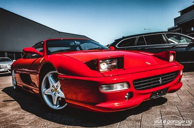 Ferrari F 355 F355 GTS 33'800 km CHF99'800 - acheter sur carforyou.ch - 3