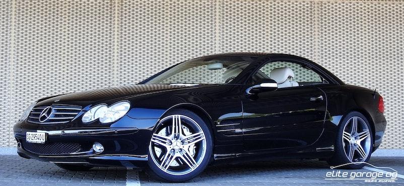 cabriolet Mercedes-Benz SL 600