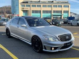 Mercedes-Benz S-Klasse S 65 AMG L 41'500 km CHF59'800 - acquistare su carforyou.ch - 2