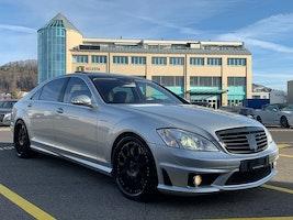 Mercedes-Benz S-Klasse S 65 AMG L 41'500 km CHF59'800 - acquistare su carforyou.ch - 3