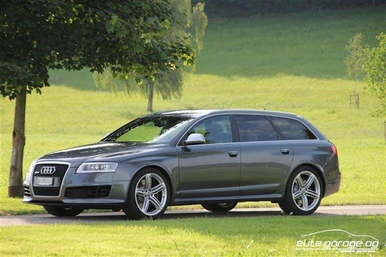 Audi S6 / RS6 RS6 Avant 5.0 V10 quattro 32'600 km CHF44'800 - acheter sur carforyou.ch - 1