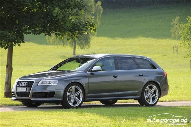 Audi RS6 Avant 5.0 V10 quattro 32'600 km CHF44'800 - acheter sur carforyou.ch - 1