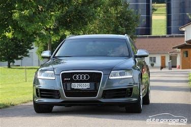 Audi S6 / RS6 RS6 Avant 5.0 V10 quattro 32'600 km CHF44'800 - acheter sur carforyou.ch - 2