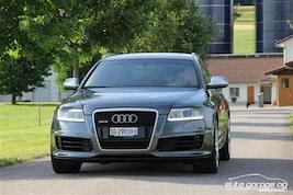 Audi RS6 Avant 5.0 V10 quattro 32'600 km CHF44'800 - acheter sur carforyou.ch - 2