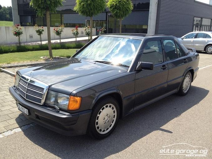 Mercedes-Benz C-Klasse 190 E 2.5-16 162'000 km CHF29'800 - kaufen auf carforyou.ch - 1