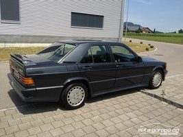Mercedes-Benz C-Klasse 190 E 2.5-16 162'000 km CHF29'800 - kaufen auf carforyou.ch - 3