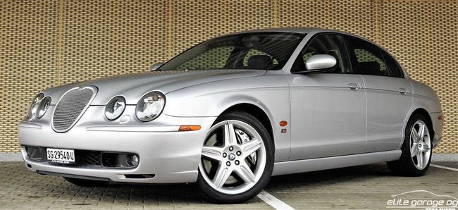 Jaguar S-Type 4.2 V8 S/C R 32'900 km CHF19'800 - acheter sur carforyou.ch - 1