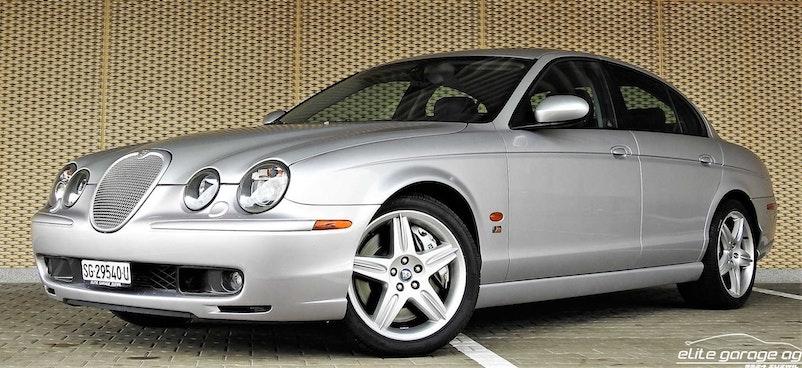 Jaguar S-Type 4.2 V8 S/C R 32'900 km CHF19'800 - buy on carforyou.ch - 1