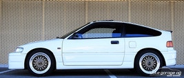 coupe Honda CRX CR-X CRX 1.6i-16
