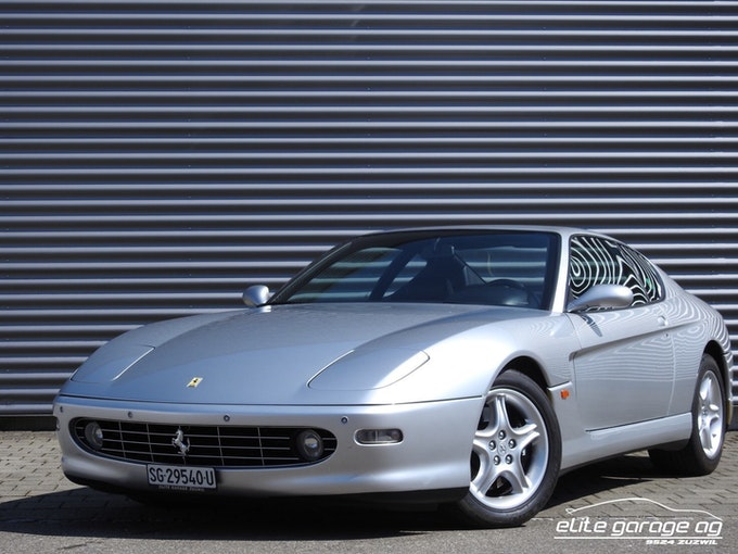 Ferrari 456 M GT 33'000 km 84'800 CHF - acheter sur carforyou.ch - 1