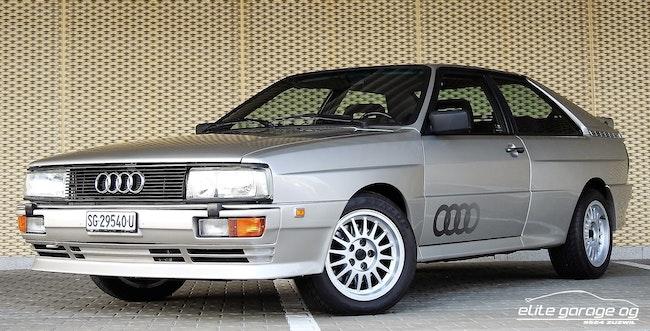Audi QUATTRO Turbo 41'000 km 89'800 CHF - acquistare su carforyou.ch - 1