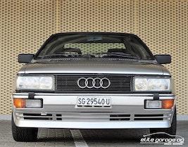 Audi QUATTRO Turbo 41'000 km 89'800 CHF - acquistare su carforyou.ch - 2