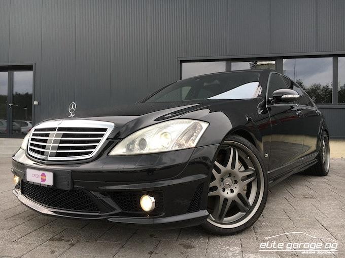 Mercedes-Benz S-Klasse S 65 AMG L Automatic 46'000 km CHF74'800 - acquistare su carforyou.ch - 1