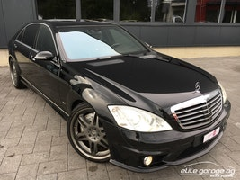 Mercedes-Benz S-Klasse S 65 AMG L Automatic 46'000 km CHF74'800 - acquistare su carforyou.ch - 3